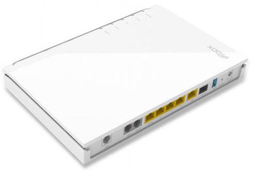 Callnet's Innbox Router